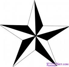 nautical star graphics