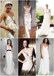greek inspired gowns