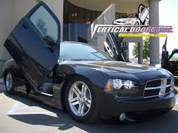 dodge charger fenders