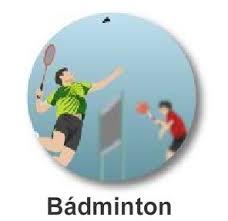 Badminton des terminales du mercredi matin de 9h à 13  heures. dans Cotteblanche Marc badminton10