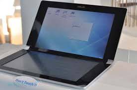 apple laptop touch screen