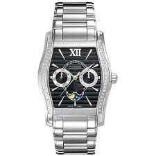 man diamond watch