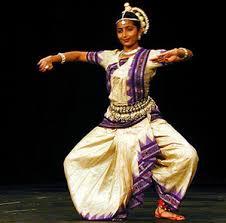 odissi dance costume