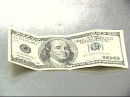 100 dollar bill counterfeit