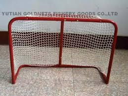 hockey net dimensions