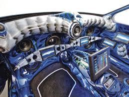 car audio civic