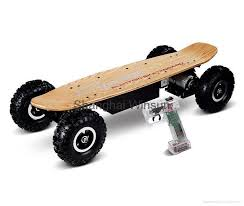 power skateboard