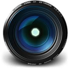 lente fotografica
