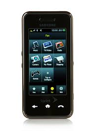 samsung mobile touch