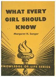margaret sanger books