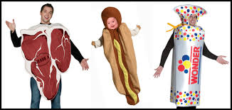 food halloween costume