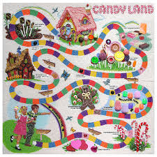 candy land computer game
