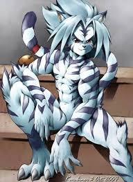 tiger furry