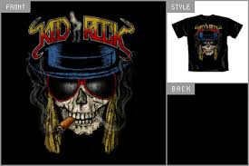kid rock tshirt
