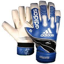 adidas fingertip goalkeeper gloves