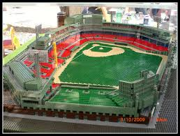 fenway park model
