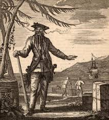 pirate buried treasure
