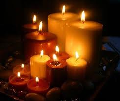 romance candles