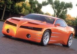 pontiac concept vehicles