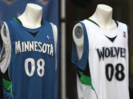minnesota timberwolves uniform