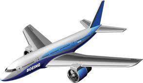 boeing rc airplane