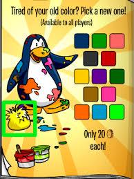 club penguin clothing
