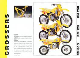 1991 rm 250