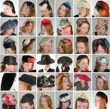 hats vintage