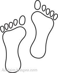 footprint clip art