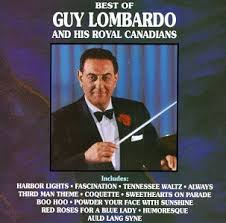 Guy Lombardo - The Third Man Theme