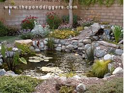 how to build ponds