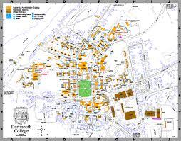 dartmouth college map