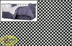 checkered comforters
