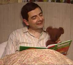 mr bean tv series
