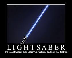 force lightsaber