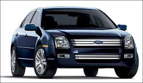 new ford fusion 2009