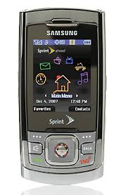 samsung phones sprint