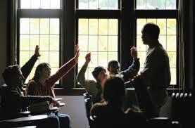 college class photo