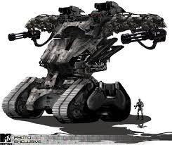 art of terminator salvation