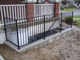 metal guard rail