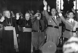 pope and hitler