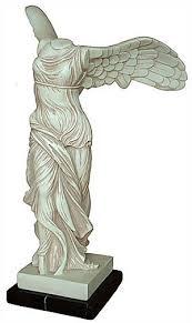 nike of samothrace statue
