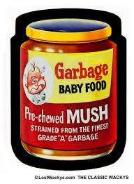 garbage baby