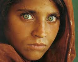 afghan girl picture