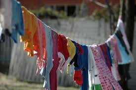 clotheslines pictures