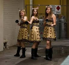 girls dressed