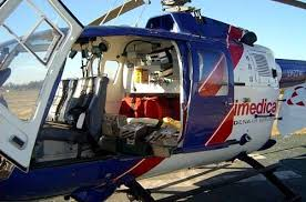 ambulancias aereas