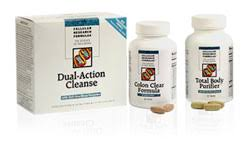 dual cleanse system