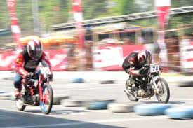 drag race motor indonesia