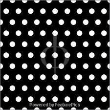 black and white polka dot wallpaper